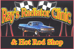 Ray's Radiator Clinic, Inc., Logo